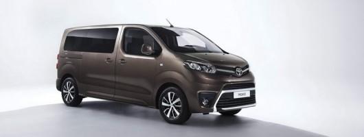 Toyota reveals three-pronged Geneva reveal. Image by Toyota.