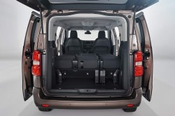 2016 Toyota Proace Verso. Image by Toyota.