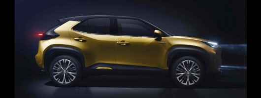Toyota reveals B-seg crossover Yaris Cross. Image by Toyota.