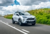 2021 Toyota Yaris Cross. Image by Toyota.