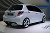 2011 Toyota Yaris HSD concept. Image by Headlineauto.