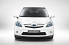 2009 Toyota Auris HSD Full Hybrid Concept.