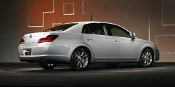 2005 Toyota Avalon. Image by Toyota.