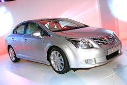 2009 Toyota Avensis. Image by United Pictures.