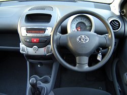 2006 Toyota Aygo. Image by James Jenkins.