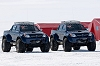 2009 Toyota Hilux reaches South Pole. Image by Toyota.
