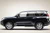 2010 Toyota Land Cruiser. Image by Toyota.