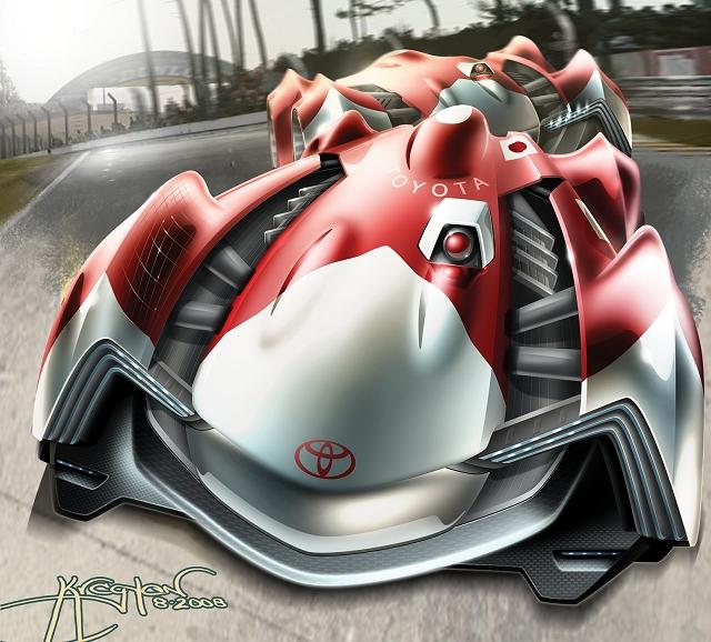 2025 Toyota Le Mans