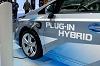 2009 Toyota Prius Plug-in Hybrid concept.