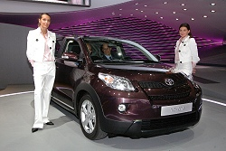 2009 Toyota Urban Cruiser. Image by United Pictures.