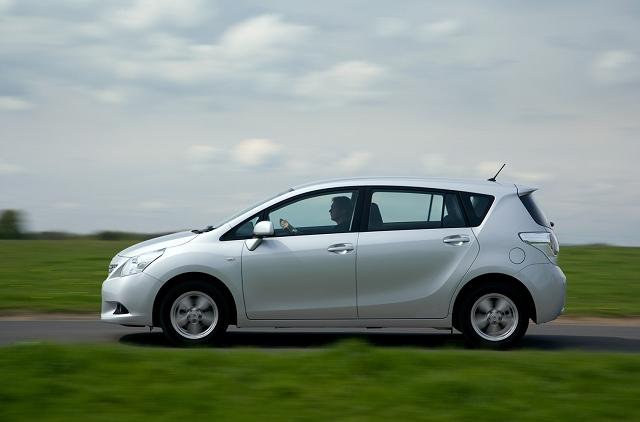 Toyota Verso 2009. 2009 Toyota Verso.