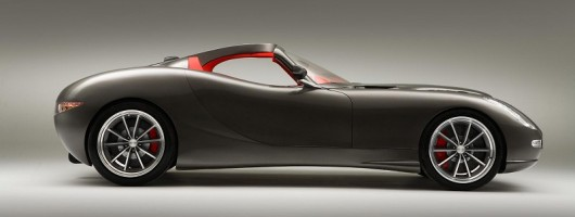 Trident to display diesel supercar at Salon Privé. Image by Trident.