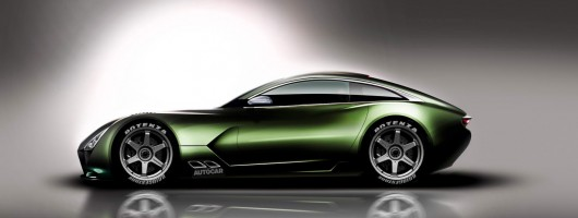 TVR latest manufacturer to confirm factory in Wales. Image by TVR.