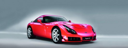 TVR opens its deposit books for new car. Image by TVR.