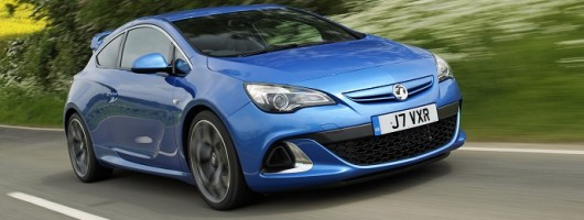 First drive: Vauxhall Astra VXR. Image by Vauxhall.