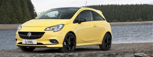 First drive: Vauxhall Corsa. Image by Vauxhall.