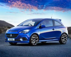 Incoming: Vauxhall Corsa VXR. Image by Vauxhall.