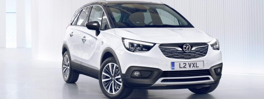 Vauxhall's new SUV is its Meriva replacement. Image by Vauxhall.