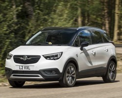 Vauxhall's new compact MPSUV. Image by Vauxhall.