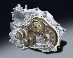 2014 Vauxhall's new three-cylinder engine. Image by Vauxhall.