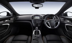 2012 Vauxhall Insignia. Image by Vauxhall.