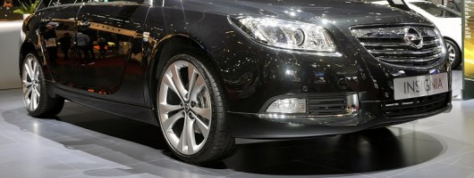 Geneva 2012: Vauxhall Insignia Bi-Turbo. Image by United Pictures.