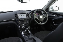 2013 Vauxhall Insignia. Image by Vauxhall.