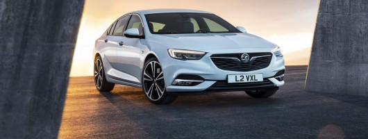 Vauxhall Insignia Grand Sport breaks cover. Image by Vauxhall.