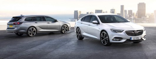 Vauxhall ups size for new Insignia estate. Image by Vauxhall.
