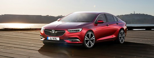 Vauxhall adds torque-vectoring to AWD Insignia. Image by Vauxhall.