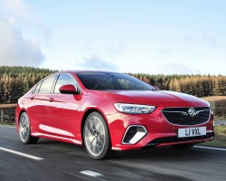 New Insignia GSi diesel. Image by Vauxhall.