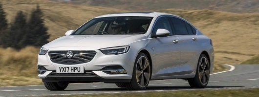 New 200hp petrol engine for Insignia. Image by Vauxhall.