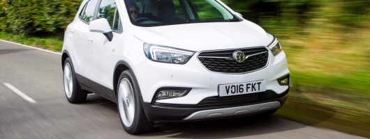 First drive: Vauxhall Mokka X. Image by Vauxhall.
