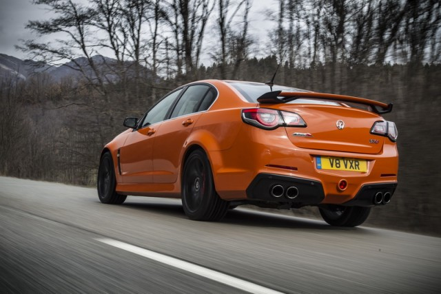 The Car Enthusiast Image Gallery 2014 Vauxhall Vxr8 Gts