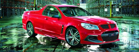 Vauxhall unleashes mental CV: the Maloo LSA. Image by Vauxhall.