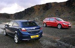 2005 Vauxhall Astra Sport Hatch. Image by Vauxhall.