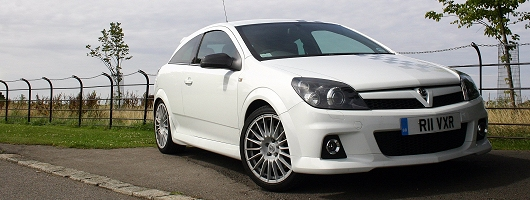 White Hot Hatch Image By Kyle Fortune