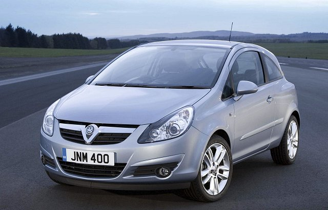 Vauxhall Corsa Top Supermini Car