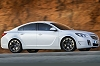 2009 Vauxhall Insignia VXR. Image by Vauxhall.