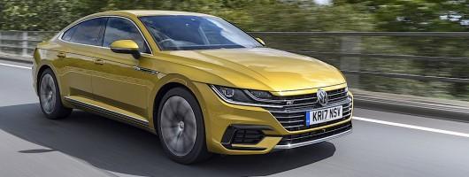 First UK drive: Volkswagen Arteon. Image by Volkswagen.