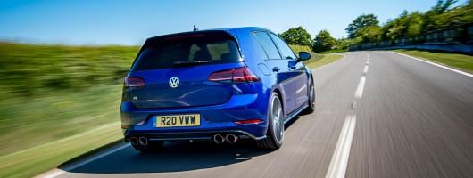 Driven: Volkswagen Golf R Performance Pack. Image by Volkswagen UK.