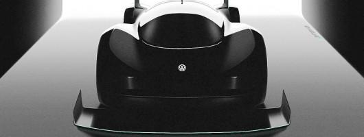 Volkswagen AWD EV to tackle Pikes Peak 2018. Image by Volkswagen.