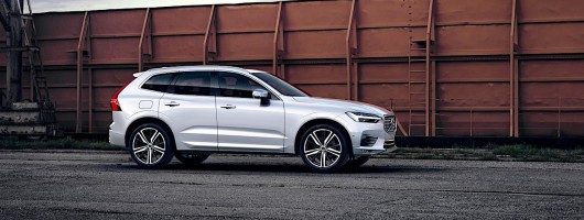 Volvo XC60 Polestar churns out 421hp. Image by Volvo.