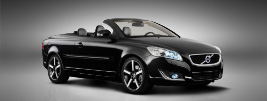 Volvo releases special C70. Image by Volvo.