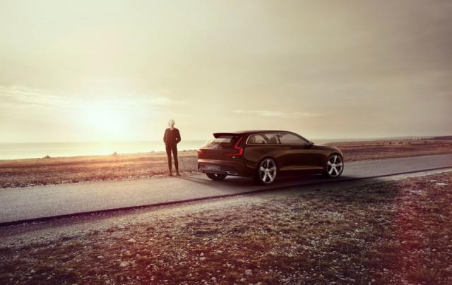 2014 Volvo Concept Estate. Image by Volvo.
