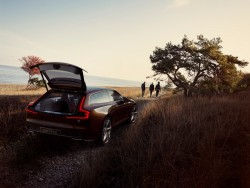 2014 Volvo Concept Estate. Image by Volvo.