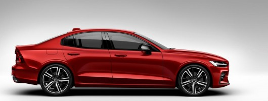 Volvo's US-built S60 revealed. Image by Volvo.
