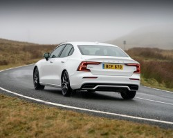 Volvo S60 T8 Polestar UK test. Image by Volvo UK.