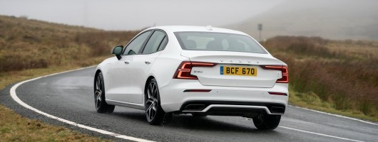 Driven: Volvo S60 T8 Polestar Engineered. Image by Volvo UK.