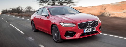 Volvo adds 250hp T5 engine to range. Image by Volvo.